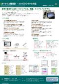 『ポータブル騒音計-ミックスドシグナル対応』