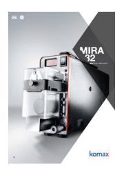 電動ワイヤーストリッパー『Mira 32』 表紙画像