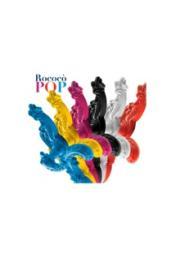 エンリコカッシーナ レバーハンドル「Rococo POP」 表紙画像