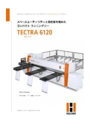 コンパクトランニングソー『TECTRA 6120』 表紙画像