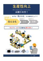 生産性向上_工場の見える化 表紙画像