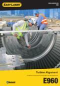 【製品カタログ】イージーレーザー[E960]|タービンアライメントシステム(タービンの真直度・同心度測定)