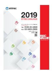最新の計測器・測定器を掲載!『2019年総合カタログ』をお届けします。 表紙画像