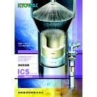 密閉型チューブ式凍結乾燥機『ICSシリーズ 1L型』 表紙画像