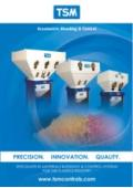 重量式原料混合装置「TSM OPTIMIX」シリーズ 表紙画像