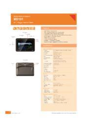 ONYX 10.1インチ医療用タブレットPC【MD101】 表紙画像