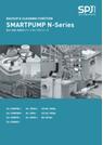 スマートポンプNシリーズカタログ(排水圧送ポンプユニット) 表紙画像
