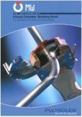 自動溶接ヘッド MWヘッド 表紙画像