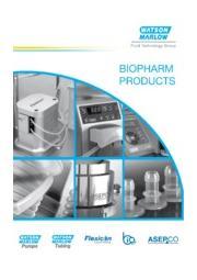 医薬業界向け用ポンプ 総合カタログ 表紙画像