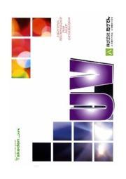 紫外線(UV)照射装置・オゾン改質洗浄装置総合カタログ 表紙画像