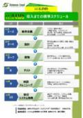 【紹介資料】『CC:LIMS 導入までの標準スケジュール』 表紙画像