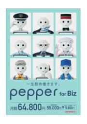 PepperforBiz 表紙画像