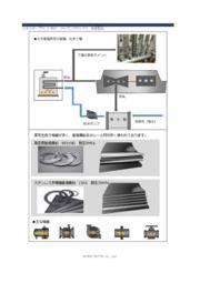 『エネルギープラント向け』シール製品 ジャパンマテックス 表紙画像