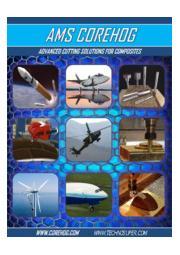 機械工具『AMS COREHOG』 総合カタログ 表紙画像