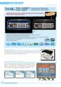 小型PC IEI TANK-700-QM67/TANK-720-Q67 製品カタログ 表紙画像