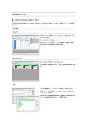 【工場内表示器向け】 生産管理ソフト f-22 表紙画像
