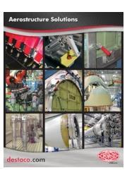 Destaco 航空機製作用クランプ 表紙画像