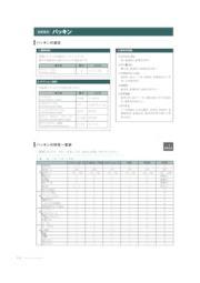 【技術資料】ステンレス容器用パッキンの選定と特性一覧表 表紙画像