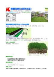 軽量緑化システム(西洋芝型) 表紙画像