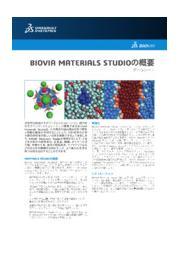 シミュレーションツール BIOVIA Materials Studio 表紙画像
