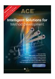 ACE Method Development Kits 表紙画像