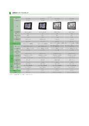 IEI 産業用タッチパネルディスプレイモニタ 日本語版カタログ 2017vol1 表紙画像