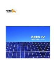 太陽電池特性IV計測ソフト CrevIV 表紙画像