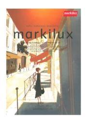 マルキルックス オーニング総合カタログ 表紙画像