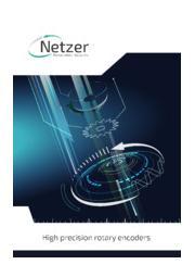 Netzer社エレクトリックエンコーダ(絶対値エンコーダ) 表紙画像