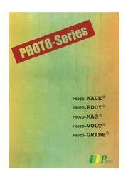電磁場解析ソフトウェア PHOTOシリーズ 表紙画像