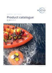 Nortek 製品総合カタログ 表紙画像