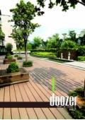 人工木材「doozer」の製品カタログ