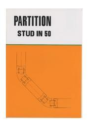 支柱内蔵式スチールパーティション スタットイン50 表紙画像