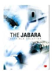 株式会社ジャバラ 総合カタログ 表紙画像