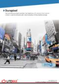 LITEMAX 液晶ディスプレイモニター Durapixel (High Brightness LCD) 総合カタログ 表紙画像