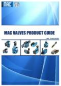 『MAC 超高速エア電磁弁 総合カタログ』※無料プレゼント 表紙画像