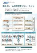 製品クレーム情報管理ソリューション