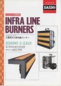 工業用 ガス赤外線バーナー 表紙画像