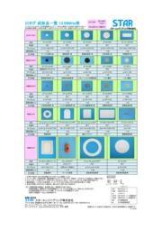 ICタグ 成形品一覧 13.56MHz帯 表紙画像
