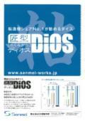 高張力ボルト用ダイス『匠型Dios』