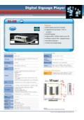 小型PC IBASE SI-08  製品カタログ 表紙画像