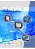 船舶用ディスプレイ総合カタログ 表紙画像