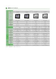 IEI 産業用タッチパネルディスプレイモニタ 日本語版カタログ 2018vol1 表紙画像