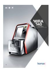 ロータリーワイヤーストリッパー『Mira340』 表紙画像
