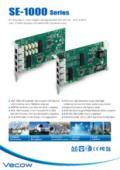 Vecow 産業用ギガイーサネットカード バイパス【SE-1014】 表紙画像