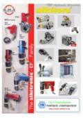 電動トルクレンチ、エアー駆動トルクレンチ、倍力トルクレンチ等のAlki(ドイツ)の製品 表紙画像