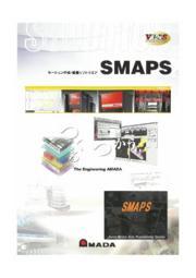 モーション作成・編集ソフトウエア『SMAPS』 表紙画像