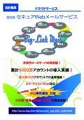 Webメール・グループウェア Big-Link Mail 表紙画像