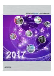 FA(産業用) コンピュータ総合カタログ (システム製品) 表紙画像