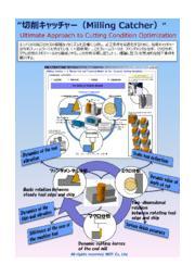 シミュレーションソフト『切削キャッチャー』 表紙画像